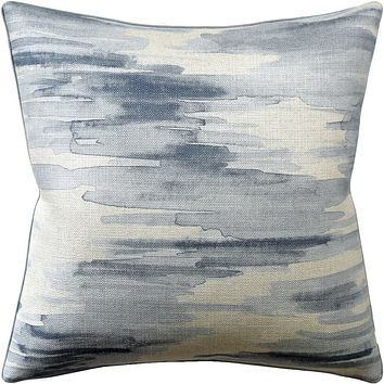 Awash Water Decorative Pillow
