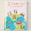 I Love You Around The World By Lisa Swerling And Ralph Lazar - Urban Outfitters
