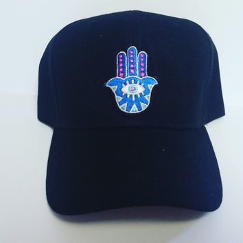 Wonderful CAP for Women...!!! expression iron on Patches embroidered Applique HEART Motif