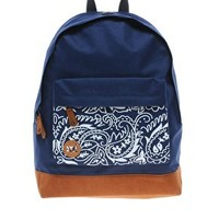 Mi-Pac Paisley Backpack at asos.com