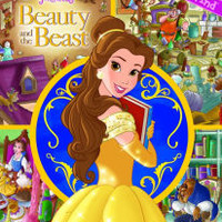 Disney Beauty and the Beast Look and Find