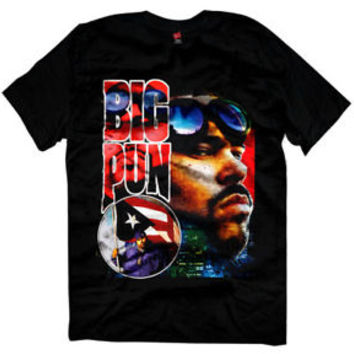 New Big Pun  vintage 90's Design Reprint Rap Hip hop T-shirt size M-2XL