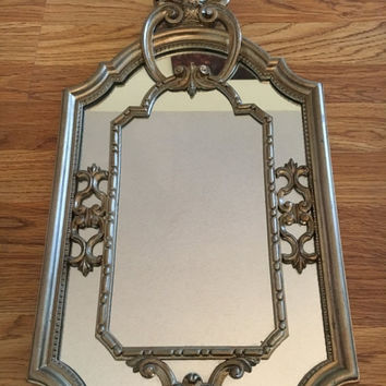 5 DAY SALE (Ends Soon) Vintage Ornate Italian Mirror