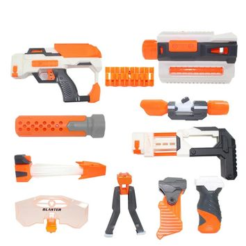 Tactical Toy Gun Modified Part Component for Nerf N-strike Series Blasters Kid Gun Toys Outdoor Fun For Nerf Gun Modification