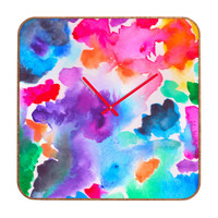 Rebecca Allen Something Splendorous Custom Clock