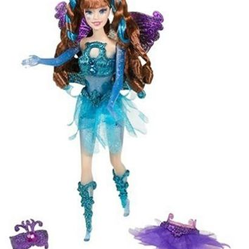Barbie Fairytopia - New Glowing Fairy: Jewelia