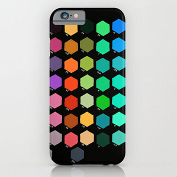 iPhone 6 Case - Darth Color Chart