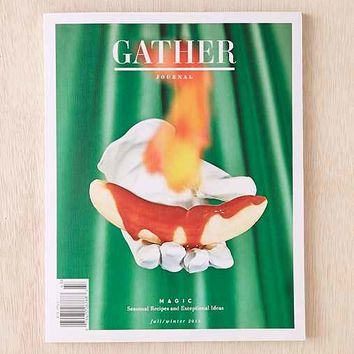 Gather Journal Magazine - Issue 6 Fall/Winter 2015- Light Grey One
