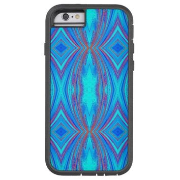 creative abstract pattern tough xtreme iPhone 6 case