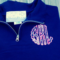 Lilly Pulitzer Monogram Pullover