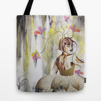 Transformation Tote Bag by Allise Noble