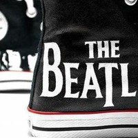 DCCK8NT the beatles converse all star shoes