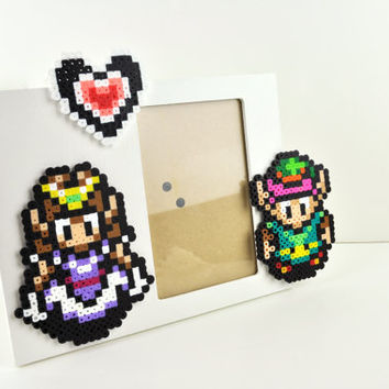 Shop Zelda Perler on Wanelo