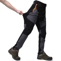 TACVASEN Hiking Pants Men Quick Dry Climbing Trousers Outdoor Pants Men Fishing Clothes Summer Trekking Camping Pants SH-KYS-01