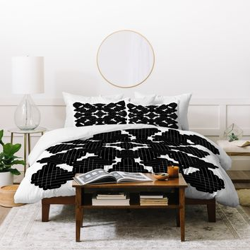 Gabi Ink Duvet Cover