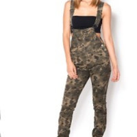 Draya Camouflage overall