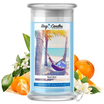 Beach Bum   Ring Candle®