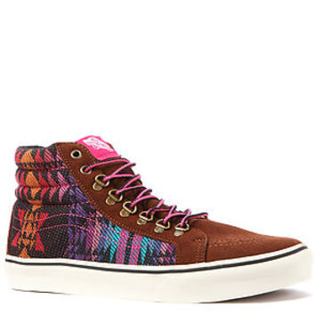 Vans Footwear Sneaker Sk8 Hi Slim in Monks Robe in Magenta