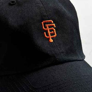 47 Brand San Francisco Micro Logo Baseball Hat - Urban Outfitters