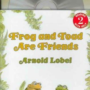Frog and Toad Are Friends (I Can Read Books, Level 2)