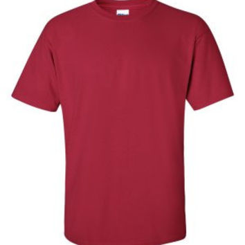 Gildan 2000 Ultra Cotton™ T-Shirt (Cardinal Red / XL)