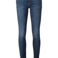 Marc By Marc Jacobs stone washed skinny fit jeans