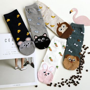 **Limited Stock** Cute Animals Socks