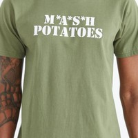 Mark McNairy M.A.S.H. Potatoes