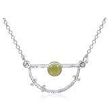 CC - Half Moon Necklace (small) 18-108