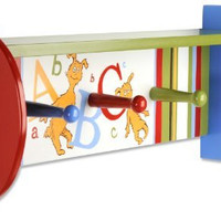 Trend Lab Dr. Seuss Shelf, ABC