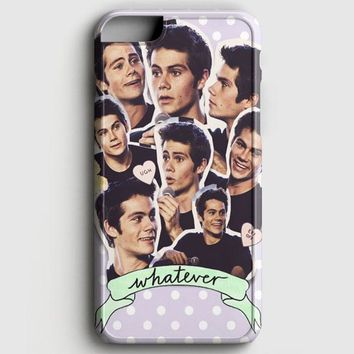 Dylan OBrien Collage iPhone 6/6S Case