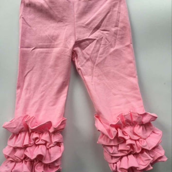 In Stock -pink icing pant