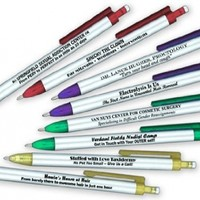 BORROW MY PEN memorable pens - Set of 8