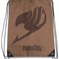 Fairy Tail Drawstring Bag: Guild Emblem