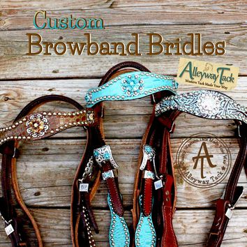 Custom Browband Bridle