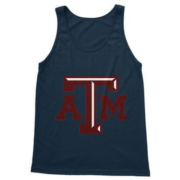 Texas A&M Aggies: Softstyle Tank Top