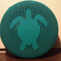 Custom Crochet Spare Tire Cover