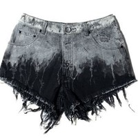 Acid Ombre Shorts