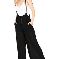 Float On Suspender Pants