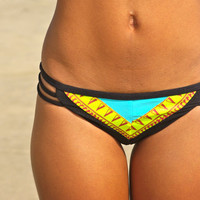 "The ""Chelsea"" REVERSIBLE BIKINI bottoms"