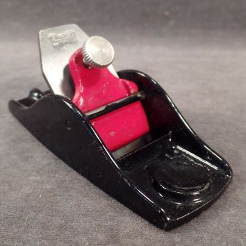 Vintage Stanley Tool - Old  #101 Block Plane - Small and Very Nice Condition
