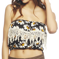 Daisy Tube Top | Wet Seal