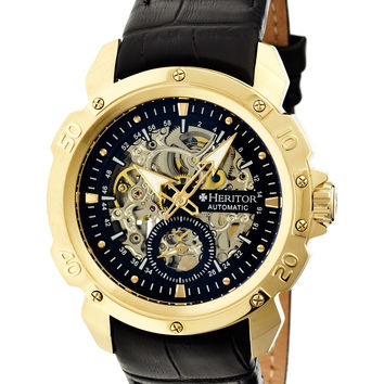 Men's Carter Brushed Automatic Watch