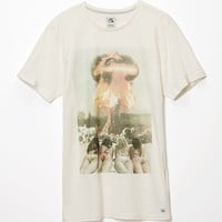 Quiksilver Blow T-Shirt - Mens Tee - White