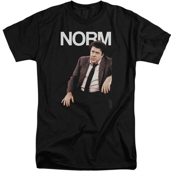 Cheers - Norm Short Sleeve Adult Tall