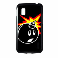 The Hundreds Bomb Logo Clothing LG Nexus 4 Case