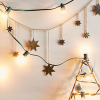 Hanging Star Banner - Urban Outfitters