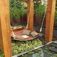 Fancy - Beautiful Outdoor Canopy Beds