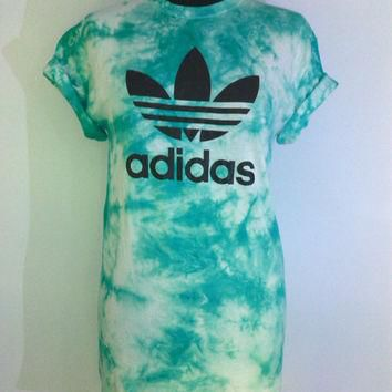 Unisex Authentic Adidas Originals Tie Dye T-shirt