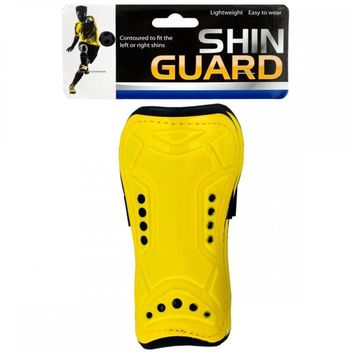 Protective Contoured Shin Guards OL505